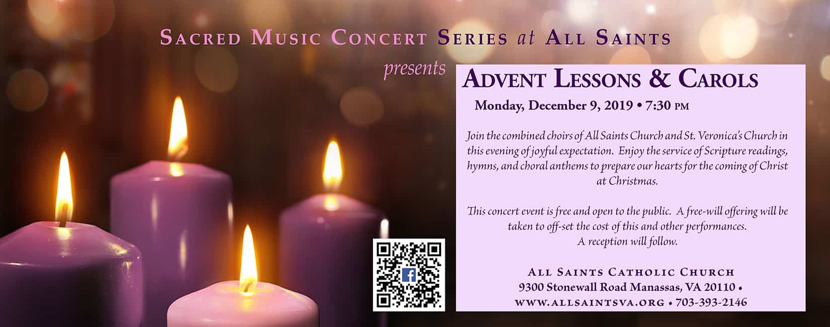 Advent Lessons & Carols