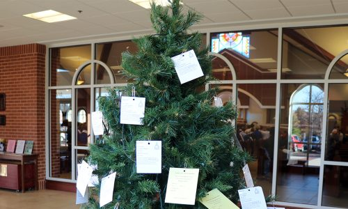 Advent Giving: Un-Trim-a-Tree