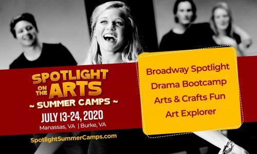 Registration Open for Spotlight on the Arts Summer Camps