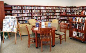 All Saints Parish Library