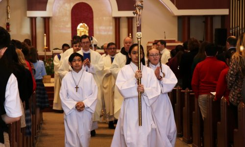 Liturgical Ministry – Volunteer Today